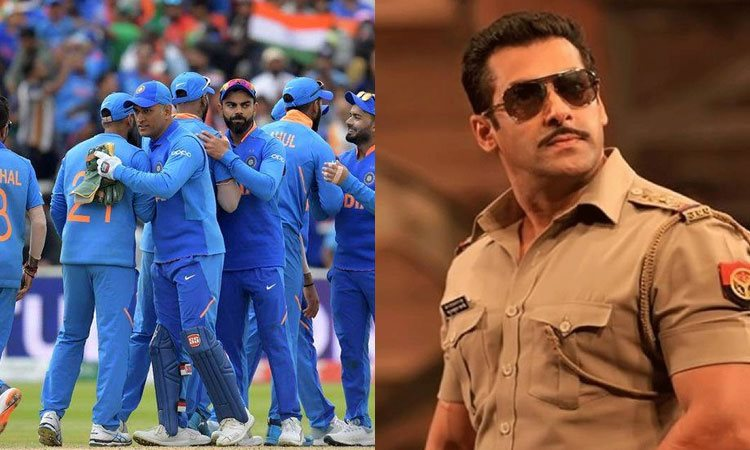 Salman Khan finds MS Dhoni as the most Dabangg player in cricket