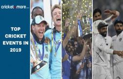 2019 के शीर्ष क्रिकेट क्षण फोटो