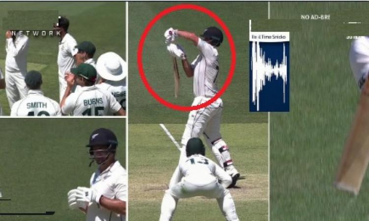 VIDEO पर्थ टेस्ट के तीसरे दिन थर्ड अंपायर के इस फैसले से मचा बवाल, कॉलिन डी ग्रैंडहोम हुए गलत आउट ?