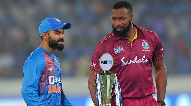 India vs West Indies Third T20I mumbai