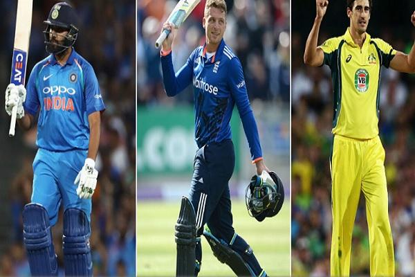 दशक की बेस्ट वनडे टीम की घोषणा, इन खिलाड़ियों को किया शामिल, पाकिस्तान का कोई खिलाड़ी नहीं !  Images