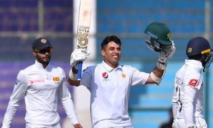आबिद अली ने रचा इतिहास, पाकिस्तान के लिए ऐसा करने वाले पहले बल्लेबाज बने ! Images