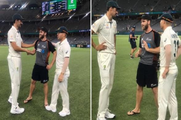पर्थ टेस्ट: आस्ट्रेलिया ने न्यूजीलैंड को 296 रनों से हराया, इसे मिला मैन ऑफ द मैच का खिताब ! Images
