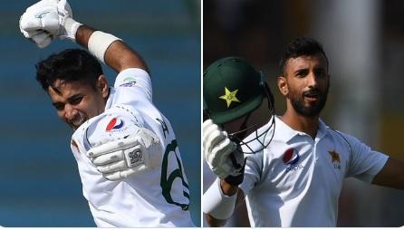 आबिद अली - शान मसूद ने पहले विकेट के लिए 278 रनों की पार्टनरशिप कर बनाया दूसरे बड़ी साझेदारी का रिकॉ