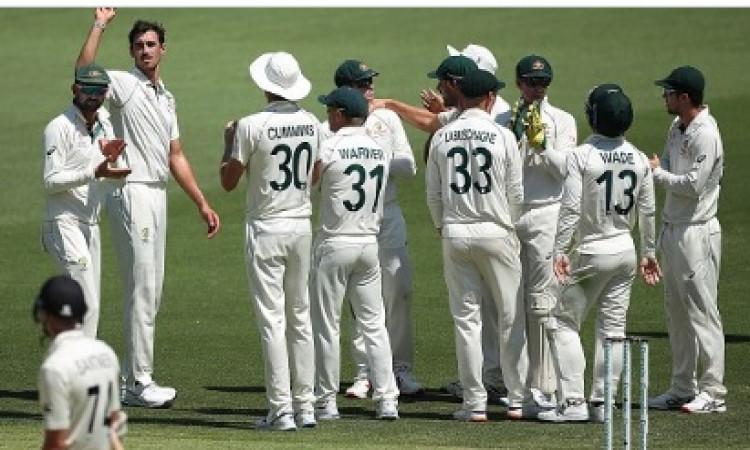 पर्थ टेस्ट : साउदी के शानदार प्रदर्शन के बावजूद न्यूजीलैंड बैकफुट पर Images