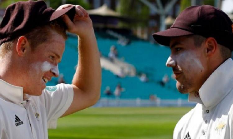 सरे के लिए 2023 तक खेलेंगे इंग्लैंड के बल्लेबाज रोरी बर्न्स और ओली पोप ! Images