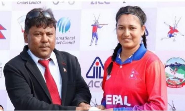 नेपाल की इस महिला क्रिकेटर ने किया कमाल, बिना कोई रन देकर झटके 6 विकेट ! Images