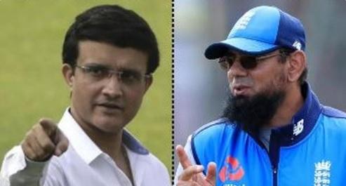 पाकिस्तान के पूर्व स्पिनर सक्लैन मुश्ताक ने कहा, गांगुली ने उनके साथ ऐसा कर जीत लिया दिल ! Images