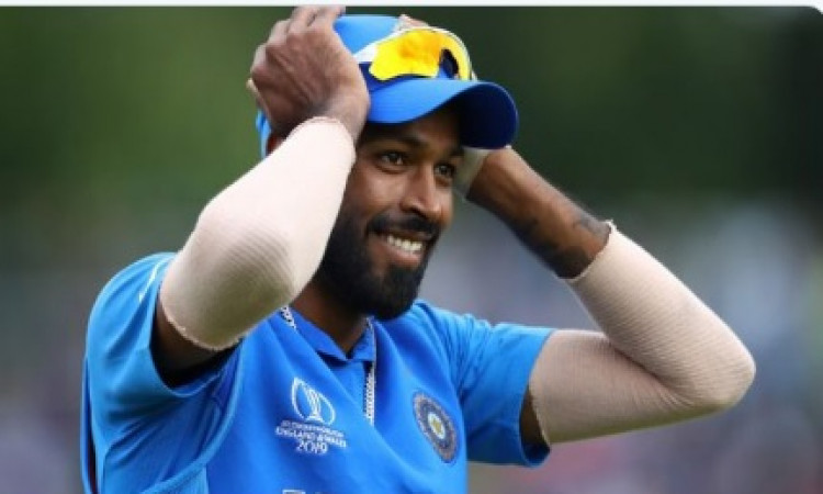 Wasn't doing justice to myself and the team: Hardik Pandya Images