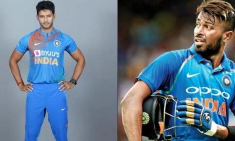 हार्दिक पांड्या की जगह टीम में शामिल हुए शिवम दुबे ने कहा, देश के लिए खेलना चाहता हूं,  हार्दिक को ह