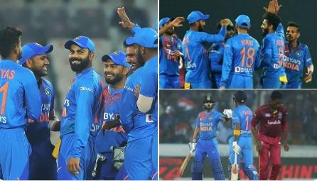 तिरुवनंतपुरम टी-20 : भारत की नजरें सीरीज जीतने पर (प्रीव्यू) Images