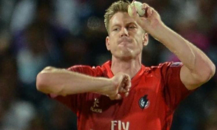 जेम्स फॉल्कनर टी-20 लीग में इस टीम के लिए खेलते हुए आएंगे नजर ! Images