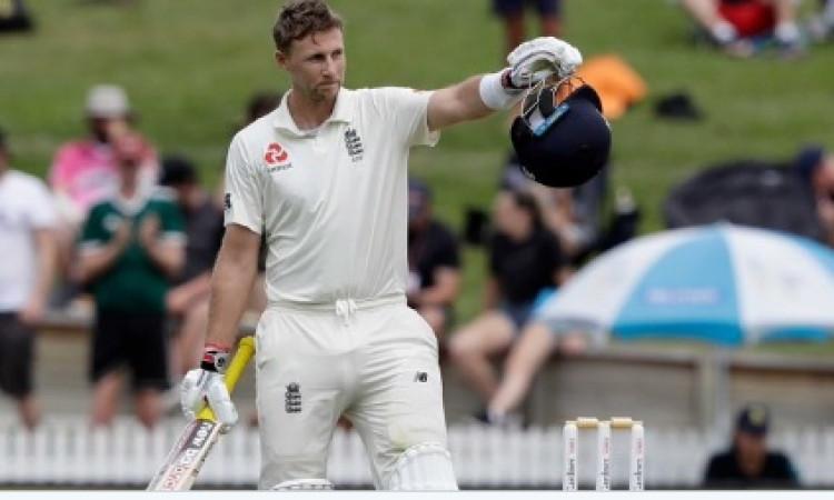 न्यूजीलैंड में दोहरा शतक जमाने वाले पहले विदेशी कप्तान बने जो रूट ! Images