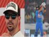 पहले टी-20 में कोहली की बल्लेबाजी देख, पीटरसन ने कहा,  आपका फ्लिक बेहतरीन था भाई ! Images