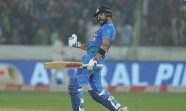 विराट कोहली टी-20 में सबसे ज्यादा मैन ऑफ द मैच जीतने वाले खिलाड़ियों की सूची में पहुंचे नंबर वन पर !