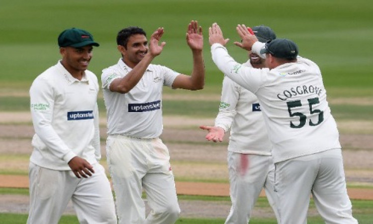 Nottinghamshire sign Mohammad Abbas for 2020 County C'ship Images
