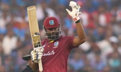 भारतीय गेंदबाजों की हुई आखिरी 25 ओवर में जमकर धुनाई, वेस्टंडीज ने बटोरे 221रन, भारत को 316 रनों का ल