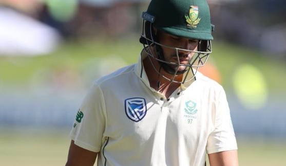 चोट के कारण साउथ अफ्रीकी ओपनर बल्लेबाज एडन मार्कराम इंग्लैंड के खिलाफ टेस्ट सीरीज से बाहर  Images