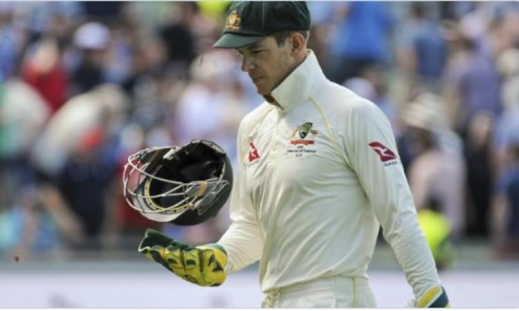 ऑस्ट्रेलिया कप्तान टिम पेन ने विकेटकीपर के तौर पर बनाया रिकॉर्ड, इस मामले में बने नंबर वन ! Images