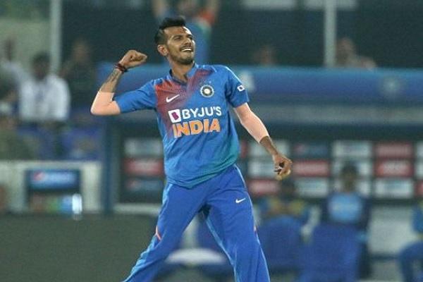 युजवेेंद्र चहल ने टी-20 इंटरनेशनल में रचा, भारत के तरफ से सबसे ज्यादा विकेट लेने वाले गेंदबाज बने !