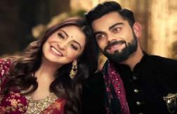 विराट-अनुष्का की 'Love Story', ऐड शूट के दौरान दिल दे बैठे कोहली ! Images