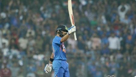 भारत ने वनडे सीरीज 2-1 से की अपने नाम, कोहली ने बनाए विराट रिकॉर्ड ! Images