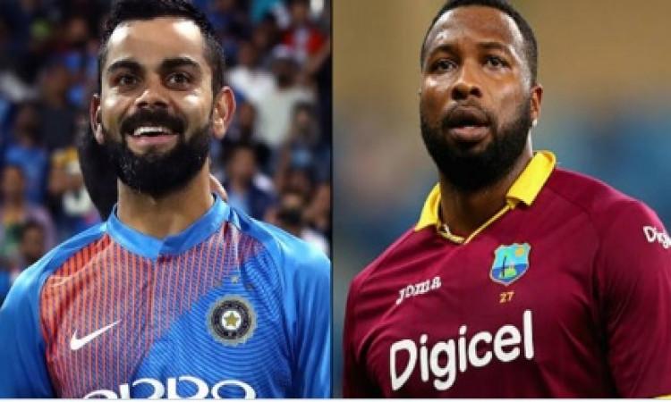 भारत बनाम वेस्टइंडीज, पहला टी-20,जानिए मैच की टाइमिंग, संभावित प्लेइंग XI और लाइव टेलीकास्ट ! Images