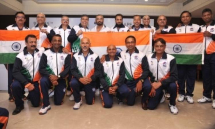 50 साल से अधिक उम्र वालों के वर्ल्ड कप में भारत की कप्तानी करेगा यह खिलाड़ी ! Images