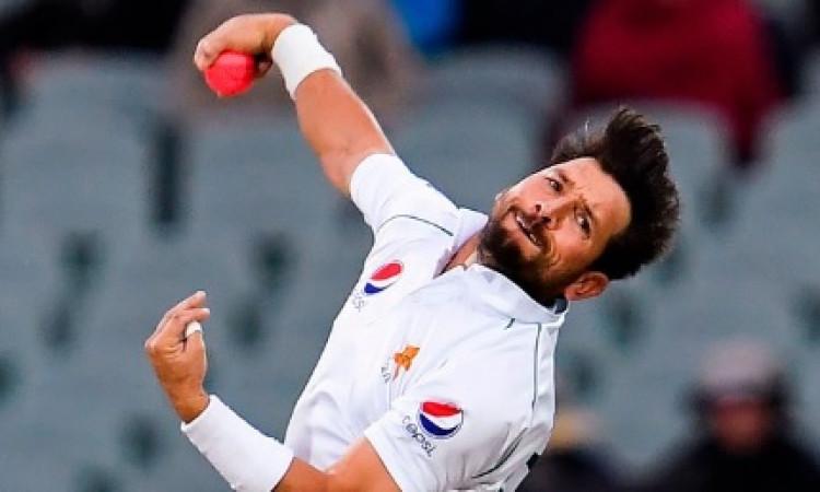 लेग स्पिनर यासिर शाह इस कारण पाकिस्तान क्रिकेट टीम से हुए बाहर ! Images