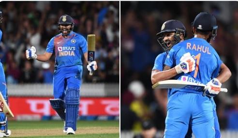 सुपरओवर में आखिरी 2 गेंद पर 2 छक्का जमाकर भारत को जीत दिलाने वाले रोहित ने कहा, पहले नहीं किया था ऐस