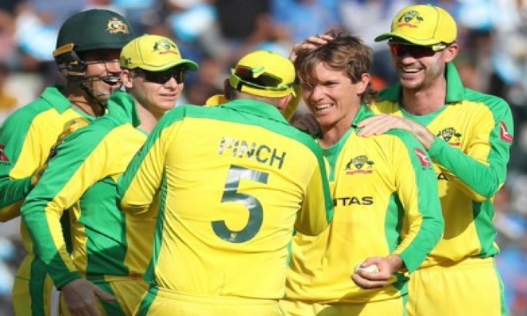 Zampa most successful bowler against Kohli in limited overs Images