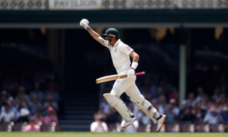 भारत बानम ऑस्ट्रेलिया, पहला वनडे: मार्नस लाबुशैन ने किया ऑस्ट्रेलिया वनडे टीम में डेब्यू ! Images
