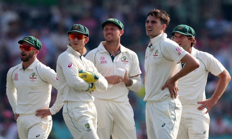 Australia vs New Zealand 3rd test