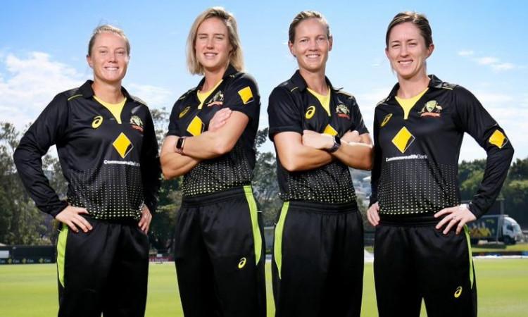 Australia T20 World Cup Team
