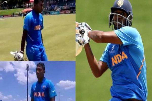 U19 वर्ल्ड कप: भारत को दिया ऑस्ट्रेलिया के खिलाफ लड़ने लायक स्कोर, इन युवा भारतीय खिलाड़ियों ने किया