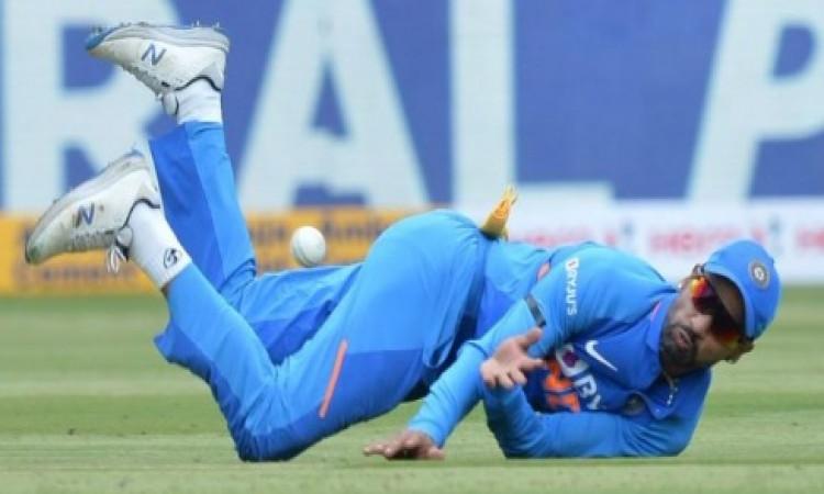 न्यूजीलैंड दौरे से बाहर होंगे धवन, इसे किया जाएगा वनडे और टी-20 टीम में शामिल ! Images