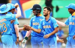 New Zealand opt to bowl first against India in ICC U-19 World Cup