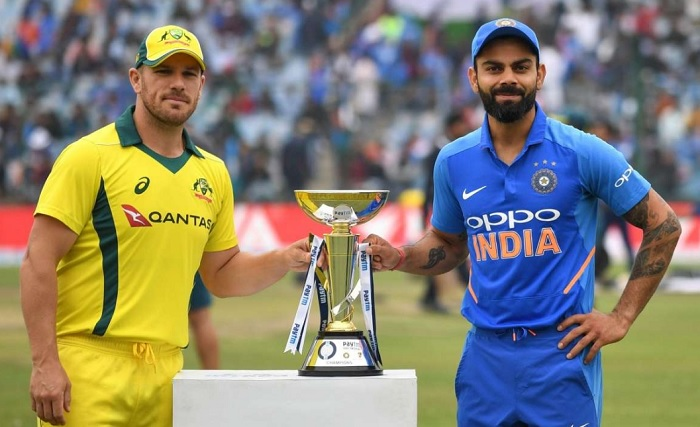 australia opt to bowl first against India in first ODI