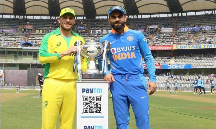 India vs Australia 2nd ODI Match Preview