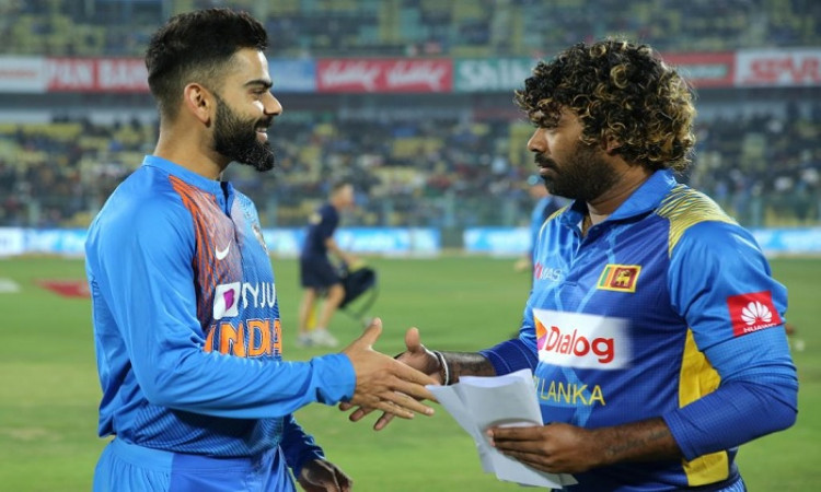 India vs Sri Lanka 1st T20I