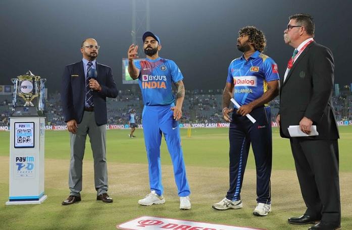 India vs Sri Lanka 3rd T20I