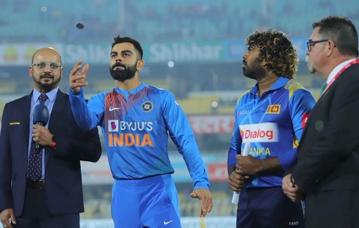 India vs Sri Lanka 2nd T20I