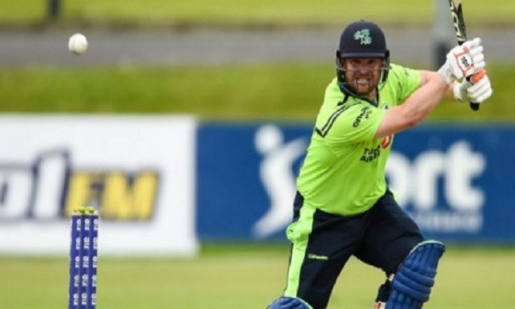 आयरलैंड का कमाल, वेस्टइंडीज जैसी टी-20 चैंपियन टीम को दी पटखनी, इस बल्लेबाज की तूफानी बल्लेबाजी Imag