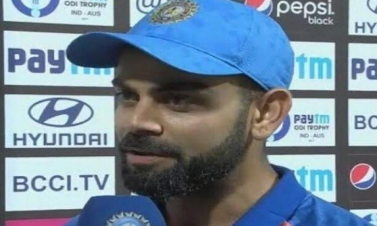 शर्मनाक हार के बाद कोहली ने बल्लेबाजी क्रम में बदलाव को लेकर कहा, सब कुछ केएल राहुल के लिए कर रहा हू
