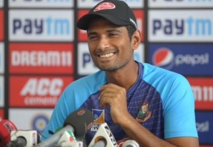पाकिस्तान में सुरक्षा व्यवस्था को देखकर काफी खुश हैं बांग्लादेशी क्रिकेट टीम के कप्तान महमूदुल्ला !
