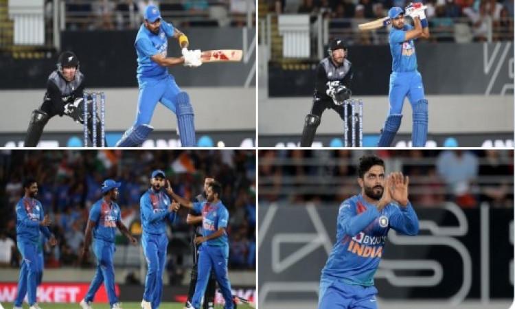 दूसरे टी-20 में भी न्यूजीलैंड को हराकर भारत ने पहली दफा टी-20 इंटरनेशनल में किया ऐसा कमाल ! Images