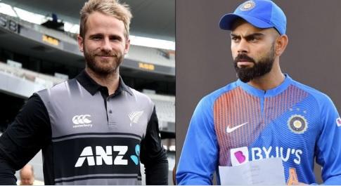 हैमिल्टन टी-20 जीतकर 'विराट की सेना' न्यूजीलैंड में इतिहास रचना चाहेगी (प्रीव्यू) Images