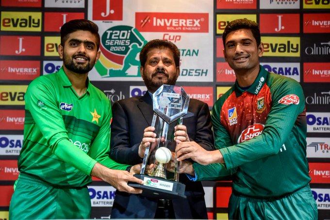 Pakistan vs Bangladesh 1st T20I