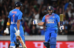 India vs New Zealand 3rd T20I Stats Highlights
