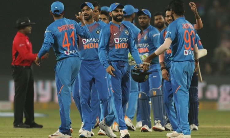India Squad for New Zealand T20I series